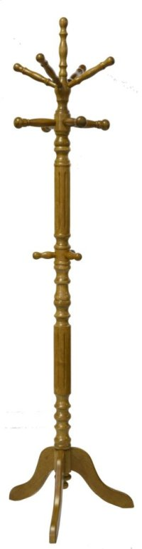Hardwood Coat Stand (RTA) Product Image