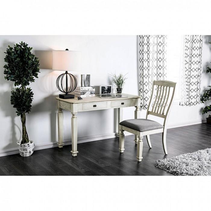 Beau CMDK6089 In By Furniture Of America In Statesboro, GA   Georgia Desk W/  Side Chair