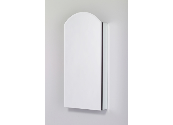 Additional Arch Beveled Mirror Cabinet