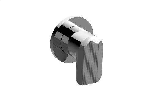 M-Series Stop/Volume Control Valve Trim with Handle