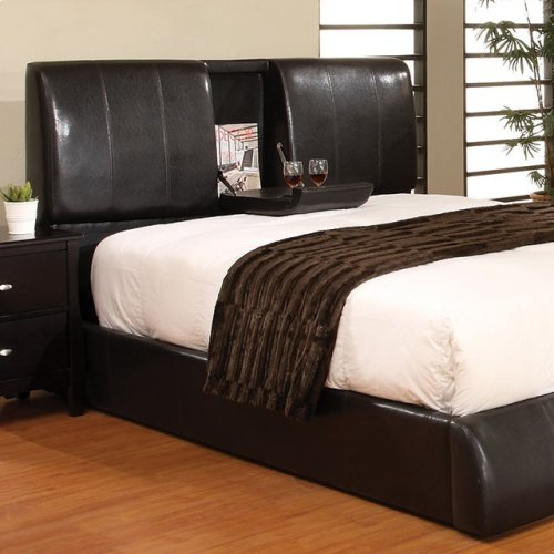 Queen-Size Webster Bed