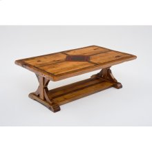 Mustang Canyon 60 X 36 Coffee Table
