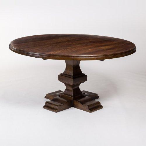 "Summerton 84"" Round Dining Table"