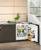 """24"""" Under-worktop refrigerator for integrated use Product Image"""
