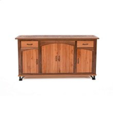 Cave Creek 2 Drawer 4 Door Sideboard