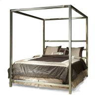 Luxor Canopy Queen Bed Product Image