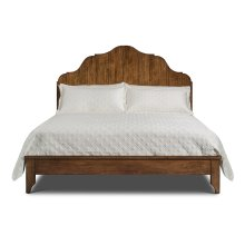 Cascade Planked Bed