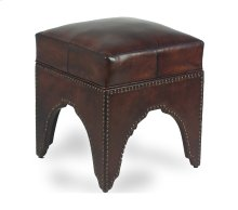Giuseppe Footstool, Dark Brown
