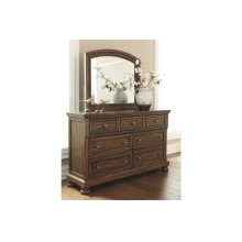 Flynnter Dresser & Mirror