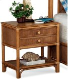 Summer Retreat 2 Drawer Nightstand Product Image