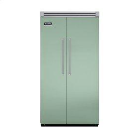 """Sage 42"""" Side-by-Side Refrigerator/Freezer - VISB (Integrated Installation)"""