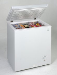 Model CF1510 - 5.2 Cu. Ft. Chest Freezer - White