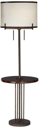Soledad Floor Lamp W/tray Product Image