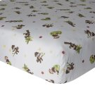 Curly Tails Fitted Sheet Product Image