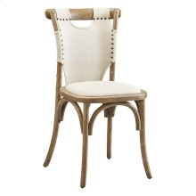 Split Shoulder Dining Chair