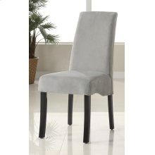 Stanton Grey Upholstered Dining Chair