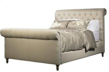 Charlotte Tufted Queen Bed