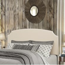 Desi Headboard - Full/queen - Linen