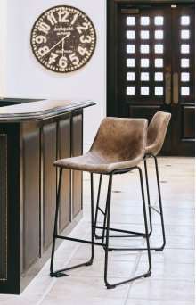Wes Bar Stool Counter BWSx00BSE