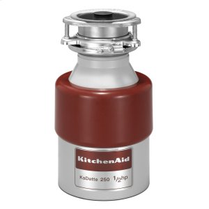 Kitchenaid1/2-Horsepower Continuous Feed Food Waste Disposer - Other