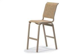 Bar Height Armless Cafe Chair