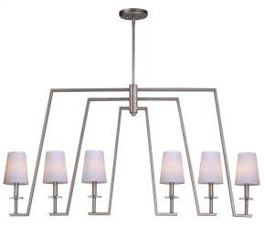 Swing 6-Light Chandelier