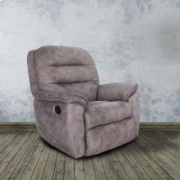 Calypso Vintage Manual Glider Recliner Product Image
