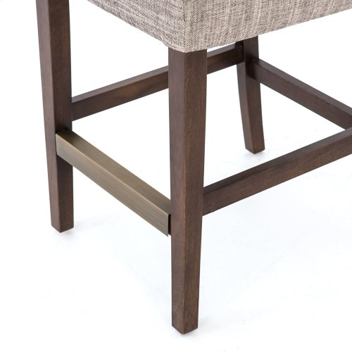 Counter Stool Size Strae Sepia Cover James Bar + Counter Stool