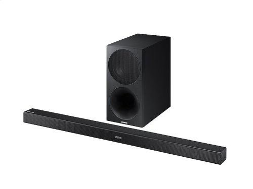 320W 2.1ch Soundbar w/ Wireless Subwoofer