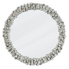 Barnacle Mirror (silver)
