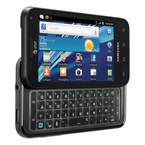 Samsung Captivate Glide Android Smartphone