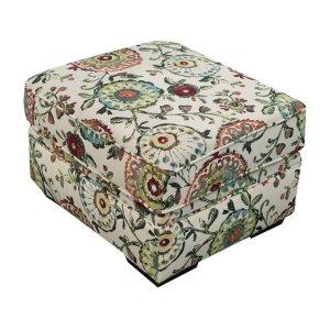 England Furniture Thomas Ottoman 4t07