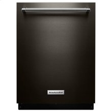 ( FLLOR MODEL DISCONTINUED) KitchenAid® 46 dBA Dishwasher with ProWash™ Cycle - Black Stainless