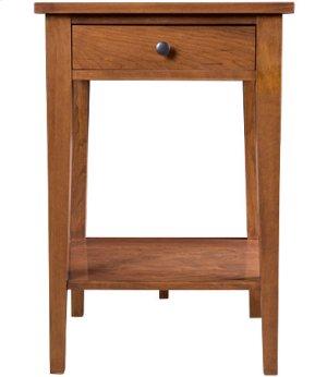 Vineyard II 20/20 Table w/Shelf