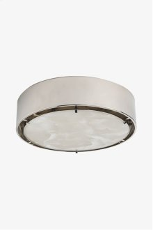 Martine Ceiling Flush Mount with Onyx Diffuser STYLE: MILT02