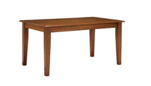 5 pc. Rectangular Dining Room Set, Bench Optional