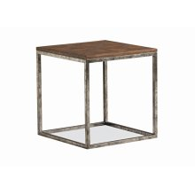 Montego Lamp Table