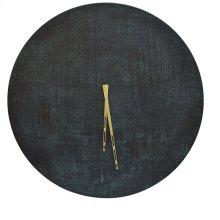 Davis Sheet Textured Clock I