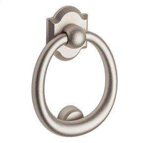 White Bronze BR7003 Ring Knocker