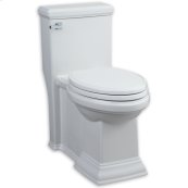 White Town Square FloWise Right Height Elongated One-Piece Toilet