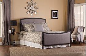Bayside Full Bed Set - Black