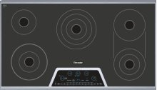 36 inch Masterpiece® Series Electric Cooktop CET366NS