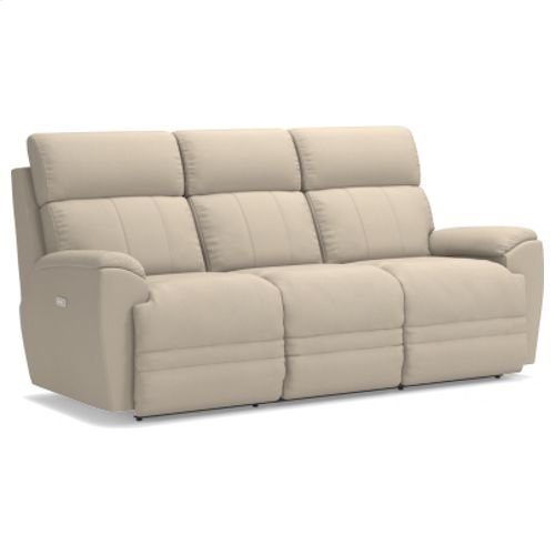 Talladega PowerRecline La-Z-Time® Full Reclining Sofa w/ Power Headrest