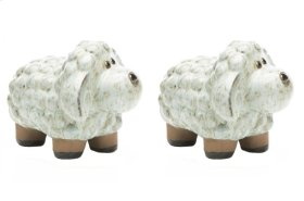 Small Lamb - Set of 2