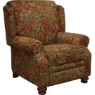 Reclining Chair - Red Product Image