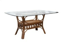 Dining Table, Available in Tropic Natural Finish Only