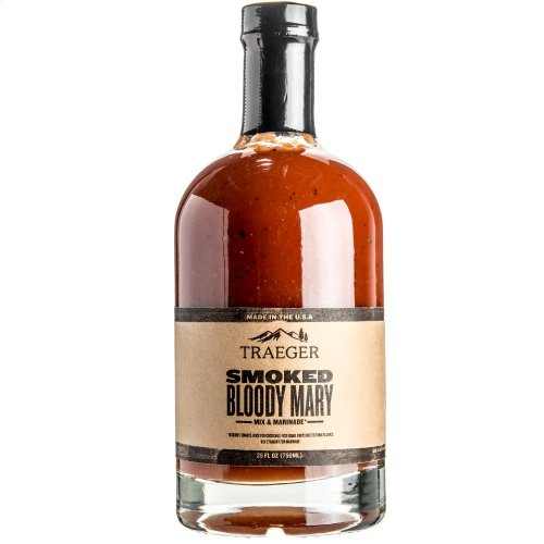 Smoked Bloody Mary Mix