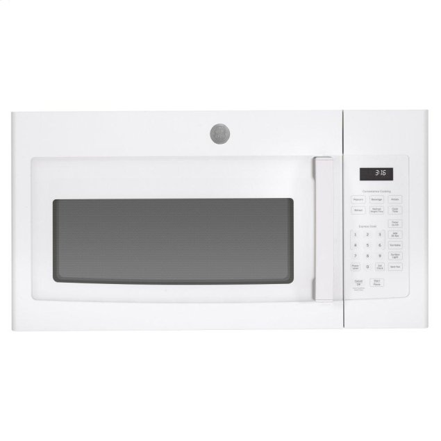 GE ®1.6 Cu. Ft. Over-the-Range Microwave Oven