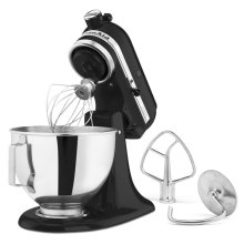 4.5-Quart Tilt-Head Stand Mixer - Onyx Black