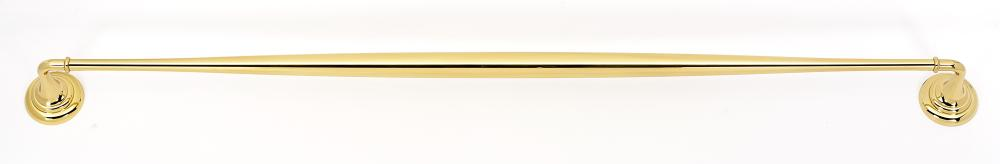 Charlie's Collection Towel Bar A6720-30 - Polished Brass